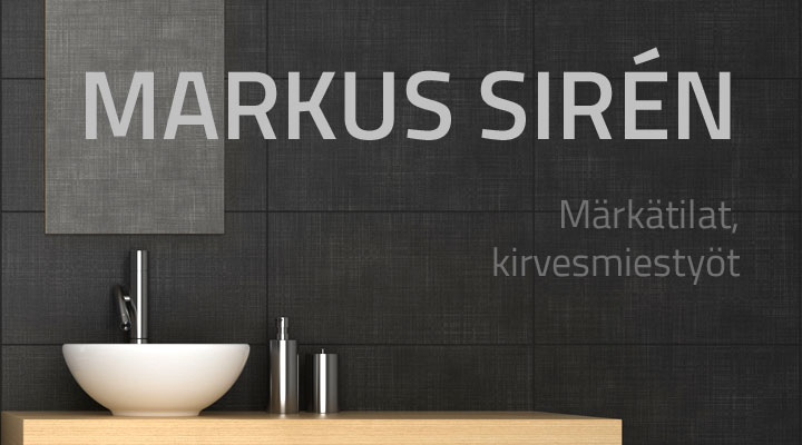 Soita meille :: Markus Sirén